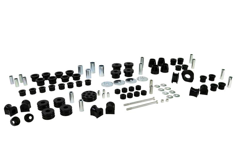 REV004.0002 Nolathane Sway Bar To Chassis Bushing Kit-20mm