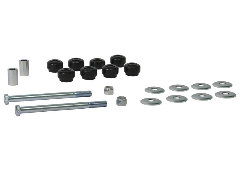 Nolathane REV022.0046 Black Strut Rod To Chassis Bushing Front