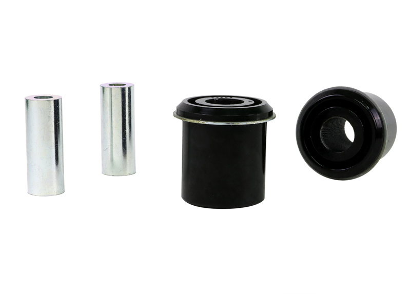 Front Upper Bushing Nolathane REV042.0034 Black Control Arm