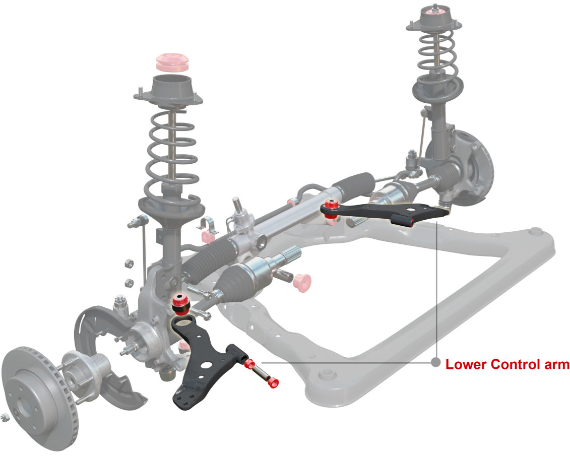 FWD Control Arms