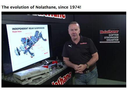 The Evolution of Nolathane - Since 1974!